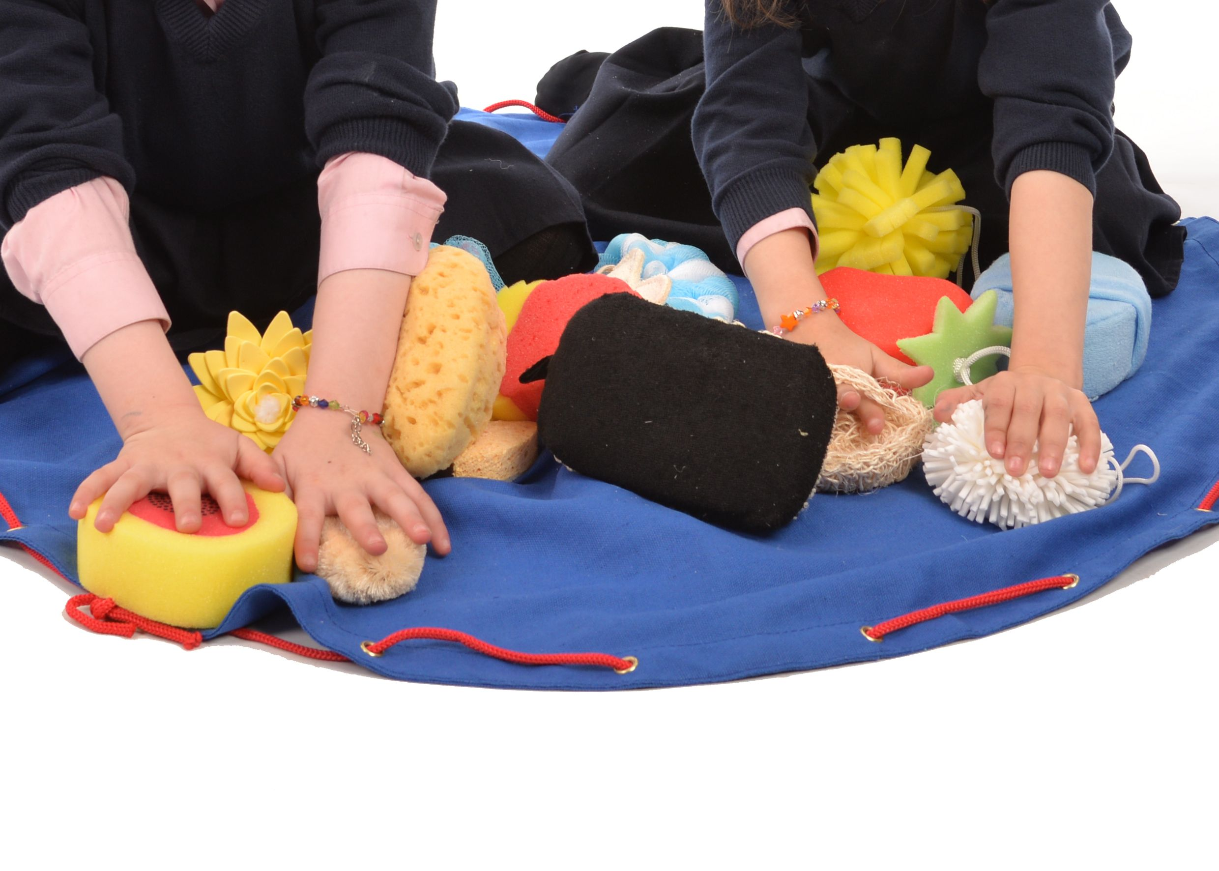 Sensory Toys For Adults With Autism : Tactile sponge set for children with sensory needs visual